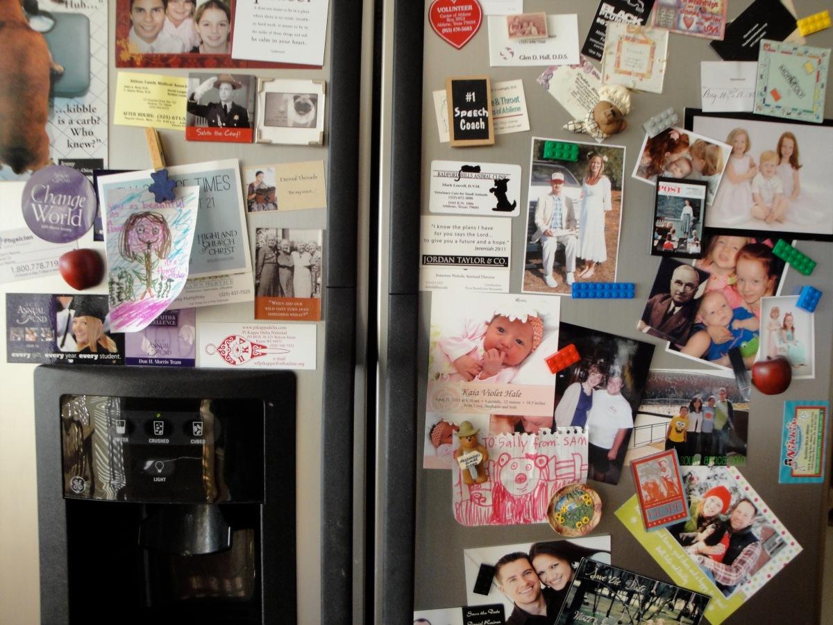 God's Refrigerator