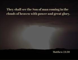 11 Matt 24_30 1st Power Great Glory
