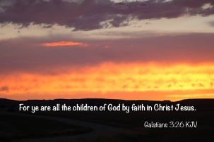 Galatians 3_26 IMG_2494 All Children of God by Faith in Christ Jesus