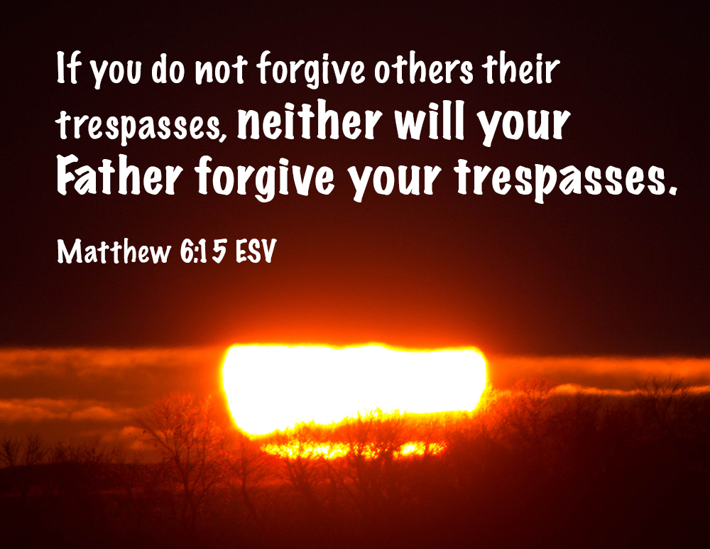 Unforgiveness is Deadly!