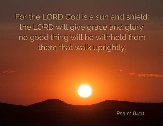 Psalms 84_11 Sun Shield