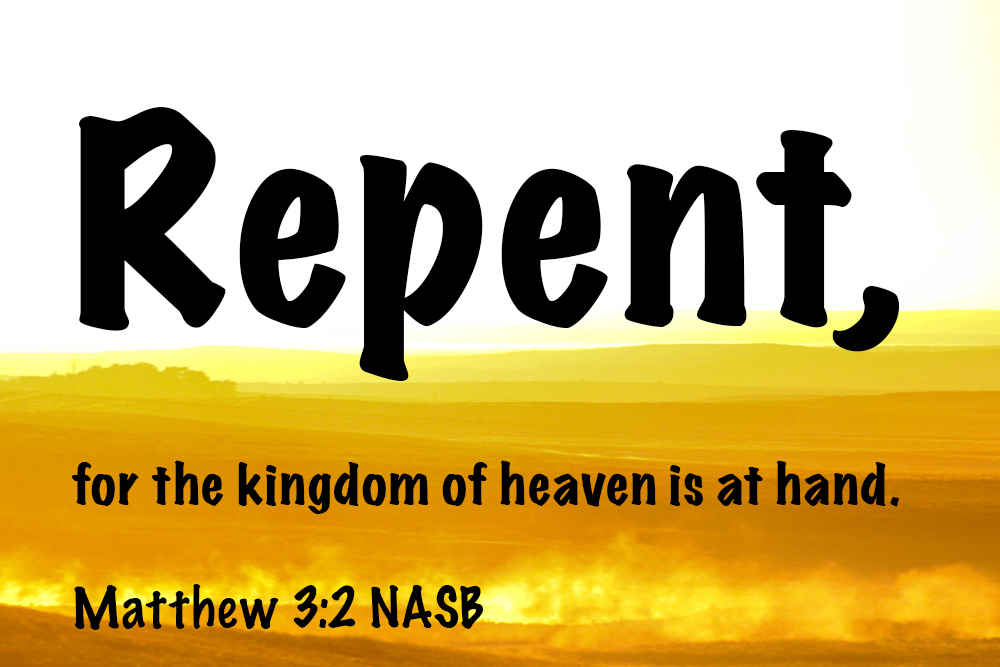 Repent Daily