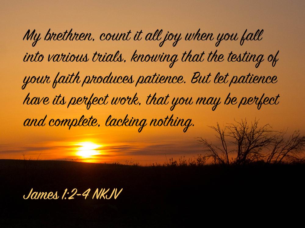 Tests, Trials, Temptations – RemindingMyself