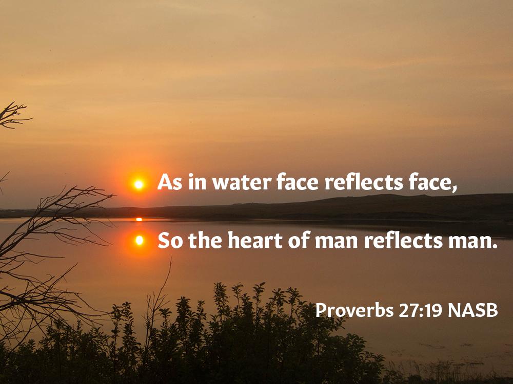Two Interesting HeartScriptures