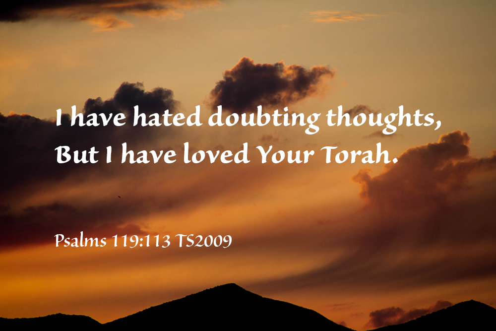 Hate Doubt –Draft