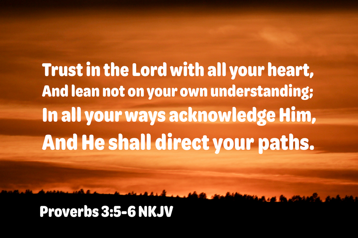 Overcoming Bad Habits – In All Your Ways AcknowledgeHim